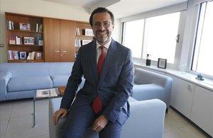 El consejero de Hacienda de Madrid,Javier Fernández-Lasquetty