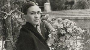 La artista Frida Khalo.