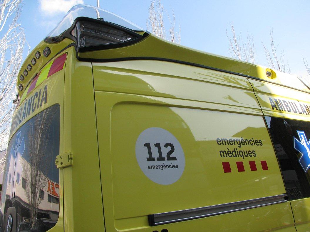 Fallece un motorista en Montmell