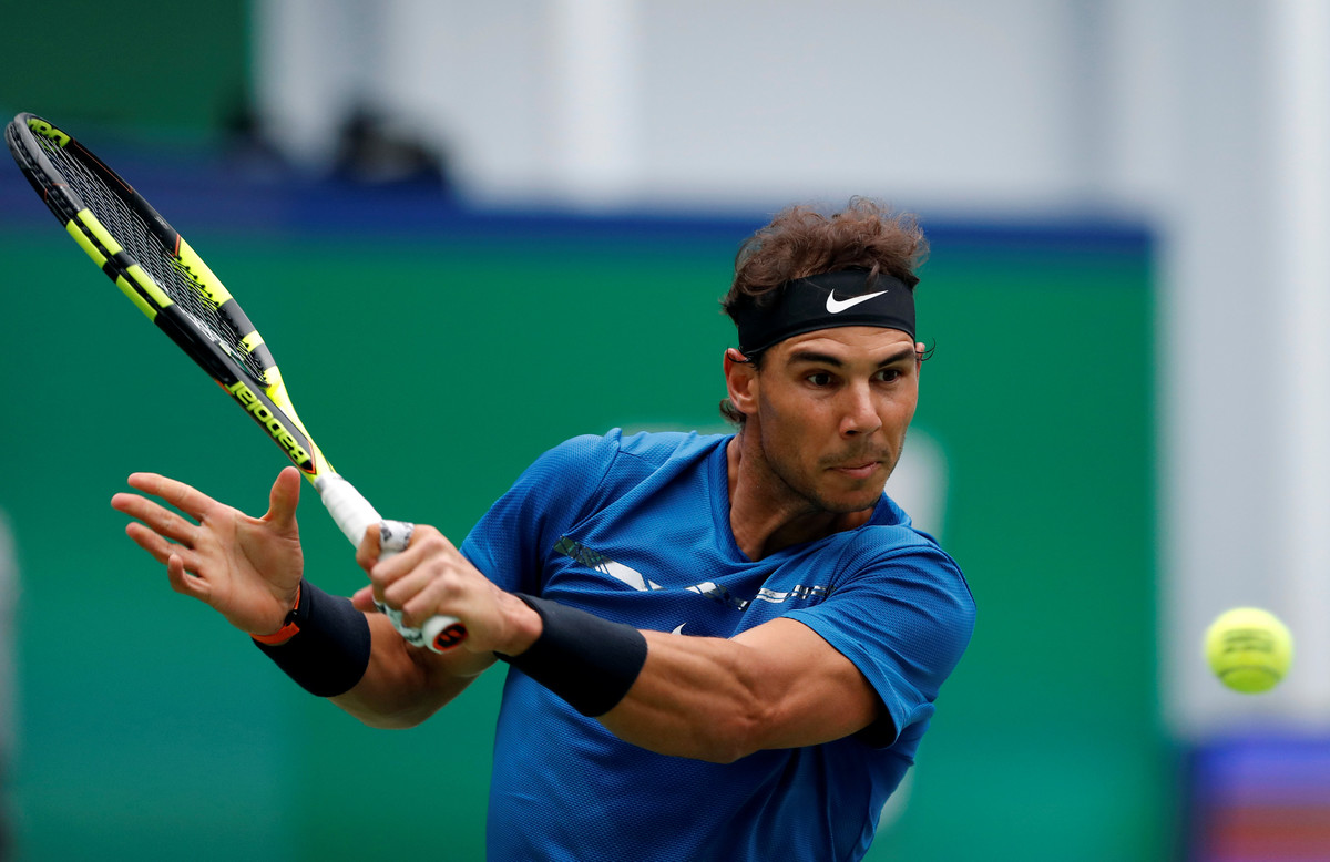 Tennis - Shanghai Masters tennis tournament