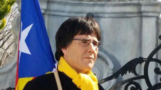 Joaquín Reyes, a punto de ser detenido por caracterizarse de Puigdemont (ES)
