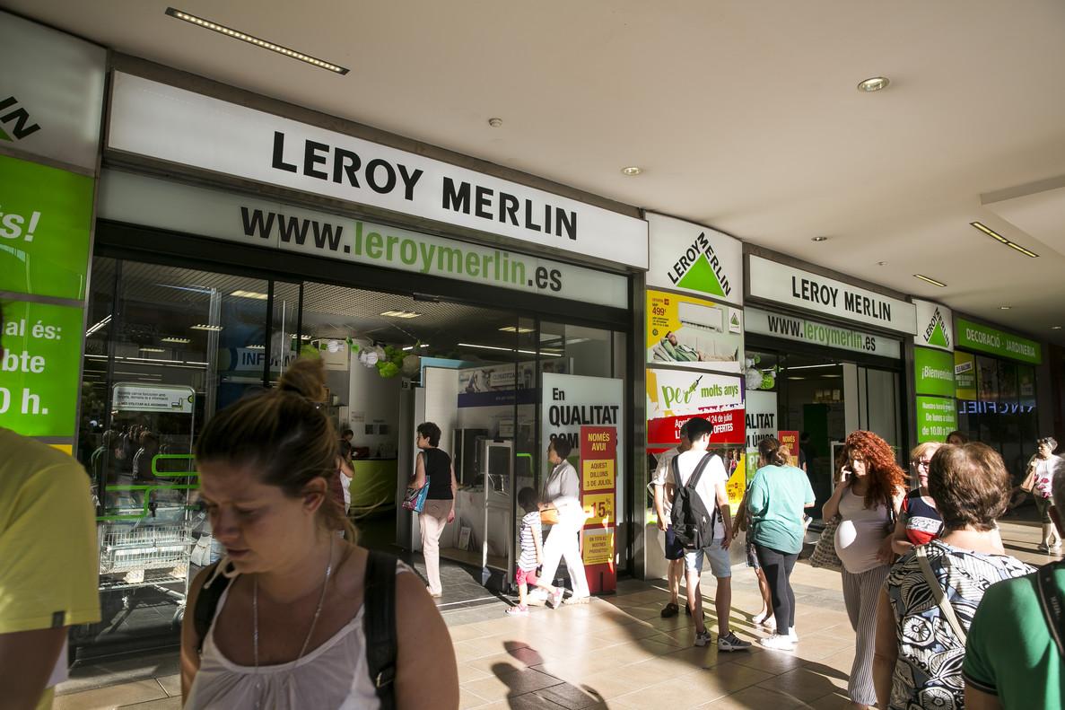 Leroy merl n abrir una nueva tienda en el centro de barcelona - Leroy merlin barcelona ...