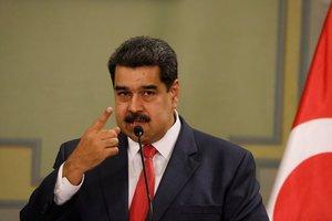 El presidente venezolano, Nicolás Maduro, partió el lunes rumbo a Rusia.