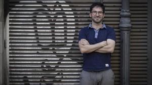 Agus Morales, autor del libro No somos refugiados.