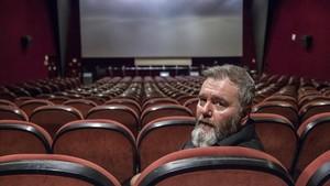 Aidan Moffat, en el cine Aribau Club