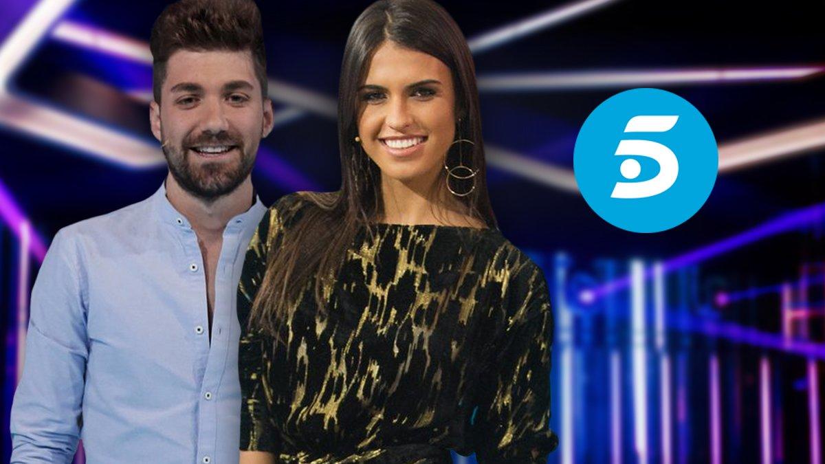 Sofía Suescun y Alejandro Albalá, a punto de cerrar su participación en el 'GH VIP' de parejas de Telecinco