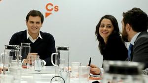 Reunión del comité Permanente de Ciudadanos.