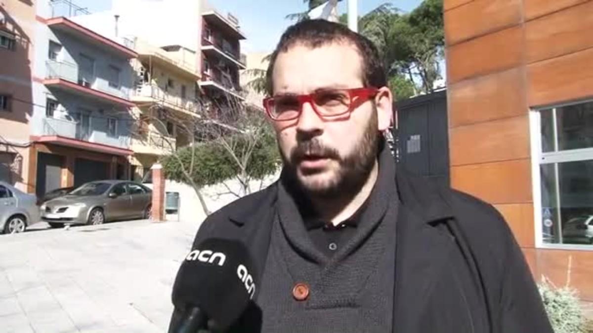 David Bote, alcalde de Mataró, insiste que el promotor tiene la licencia de obras caducada.