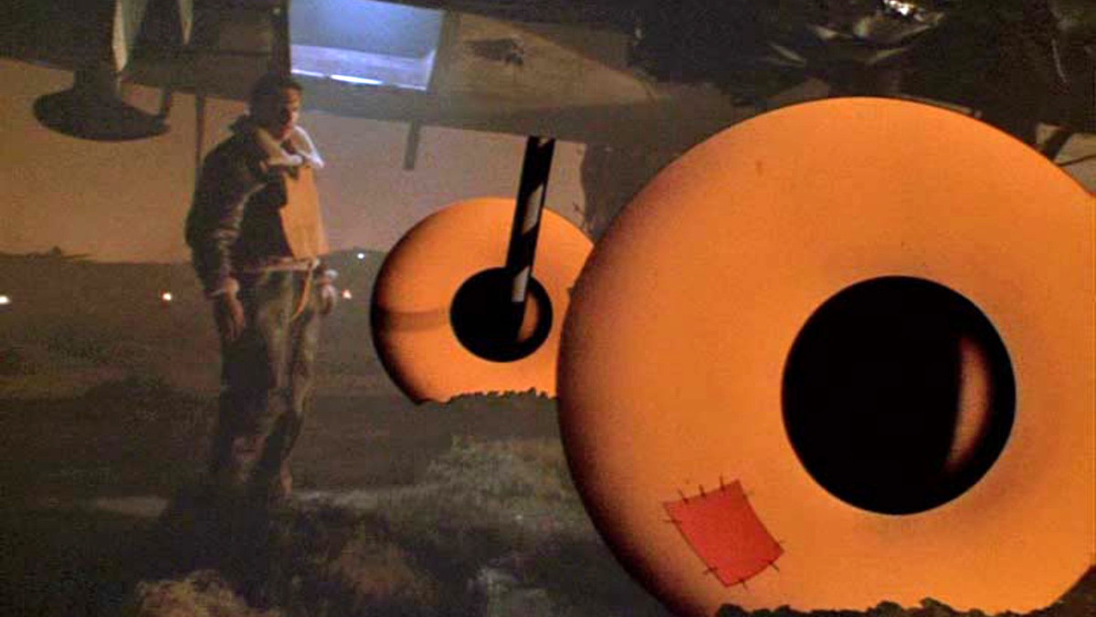 Kevin Costner, en uno de los episodios de la serie original Amazing Stories, de Steven Spielberg.