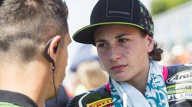 Ana Carrasco, a un podio de convertirse en leyenda