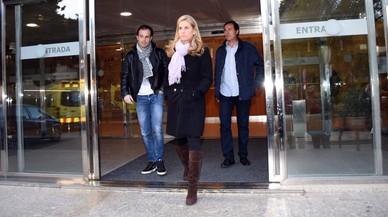 Arantxa Sánchez Vicario elude entrar en la cárcel