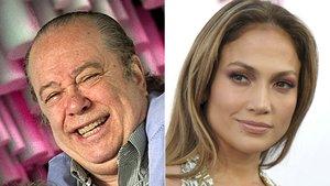Arévalo tira la canya a Jennifer Lopez i desencadena un sisme a Twitter
