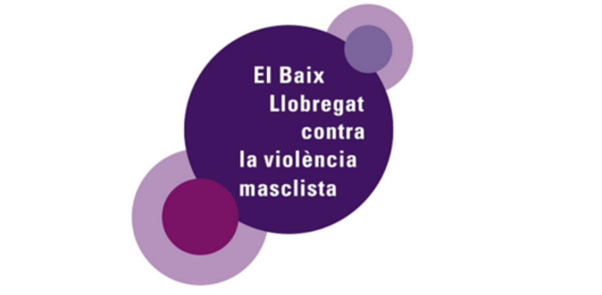 El Baix Llobregat contra la violencia sexista.