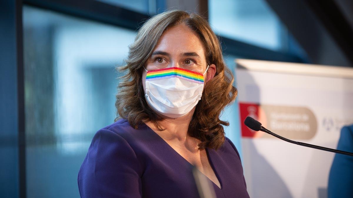 Barcelona pide la gestión directa de los fondos europeos covid. Así lo ha explicado la alcaldesa Ada Colau.