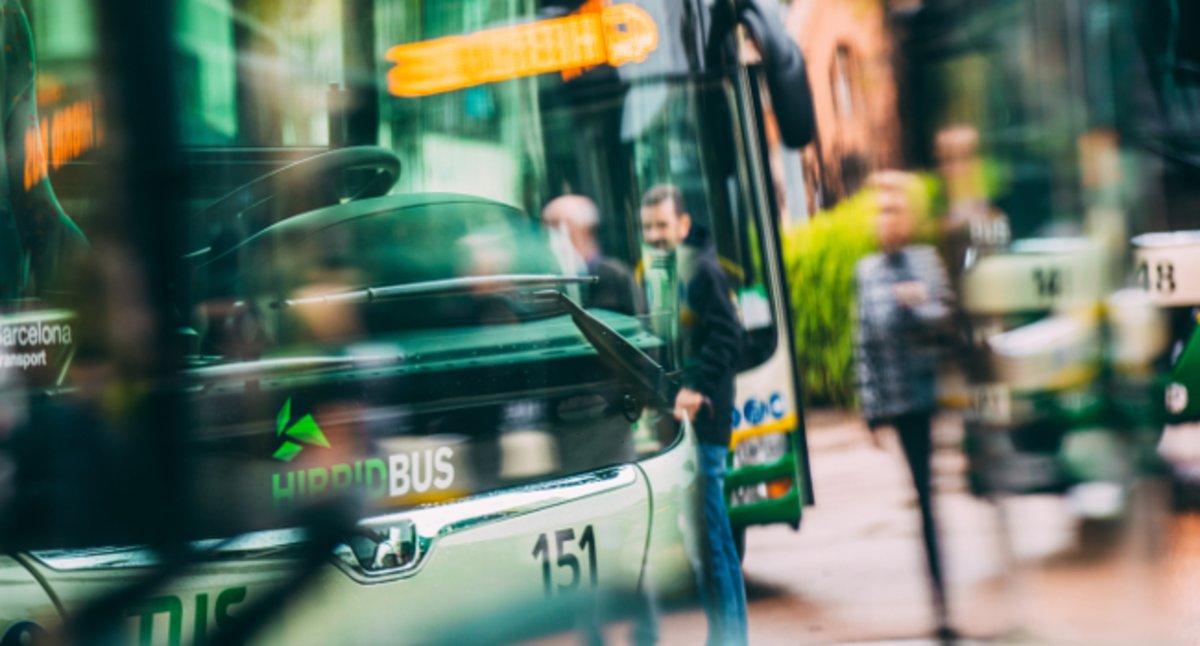 Sabadell posa en marxa una nova línia d'autobús que connectarà amb el polígon de Can Roqueta