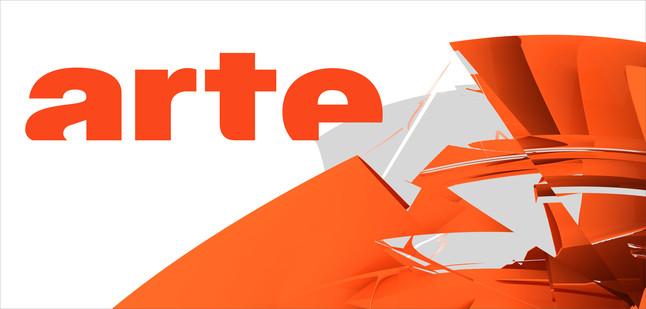 Logo de la cadena cultural francoalemana ARTE.