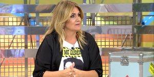 Lluvia de críticas a Carlota Corredera por regresar a 'Sálvame' y 'Hormigas Blancas' sin cumplir cuarentena