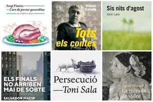 Letras catalanas: 26 libros recomendados para Sant Jordi 2019