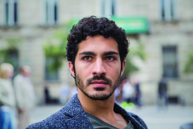 El actor Chino Darín, que en el festival de Málaga presentó 'Las leyes de la temodinámica'.