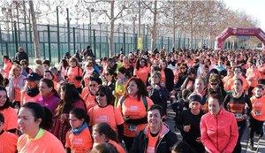 Corredoras de la 'Dream Runners Cornellà'.