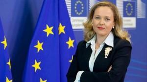 Nadia Calviño, ministra de Economía.