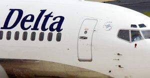 La tecnología de Delta Biometrics, ofrecida de principio a fin en la terminal F del aeropuerto de Atlanta, permite realizar check-in en los kioscos del vestíbulo.