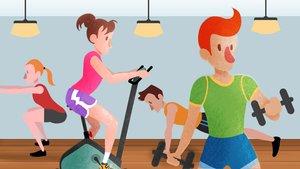 El deporte en casa ha experimentado un nuevo 'boom' en la segunda ola del coronavirus.