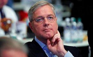 El diputado del CDU, Norbert Roettgen.