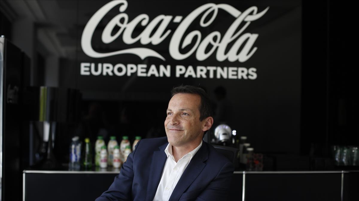 El director del área Este de Coca-Cola European Partners, Yann Guelorget.