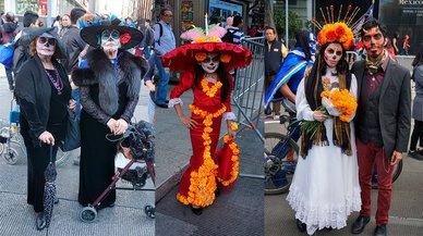 La fiesta tradicional mexicana del Día de los Muertos llega a Barcelona