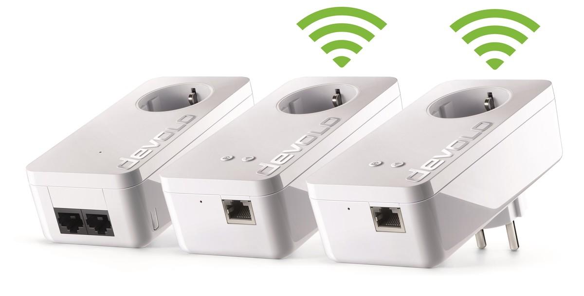 Dispositivo reado para mejorar la señal de Wifi.