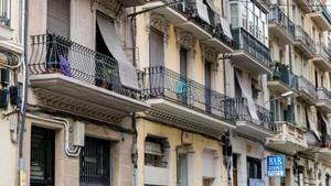 Segueix l'expropiació de pisos a bancs