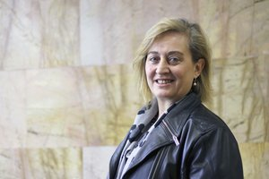 Eva Serrano, presidenta de Aseme