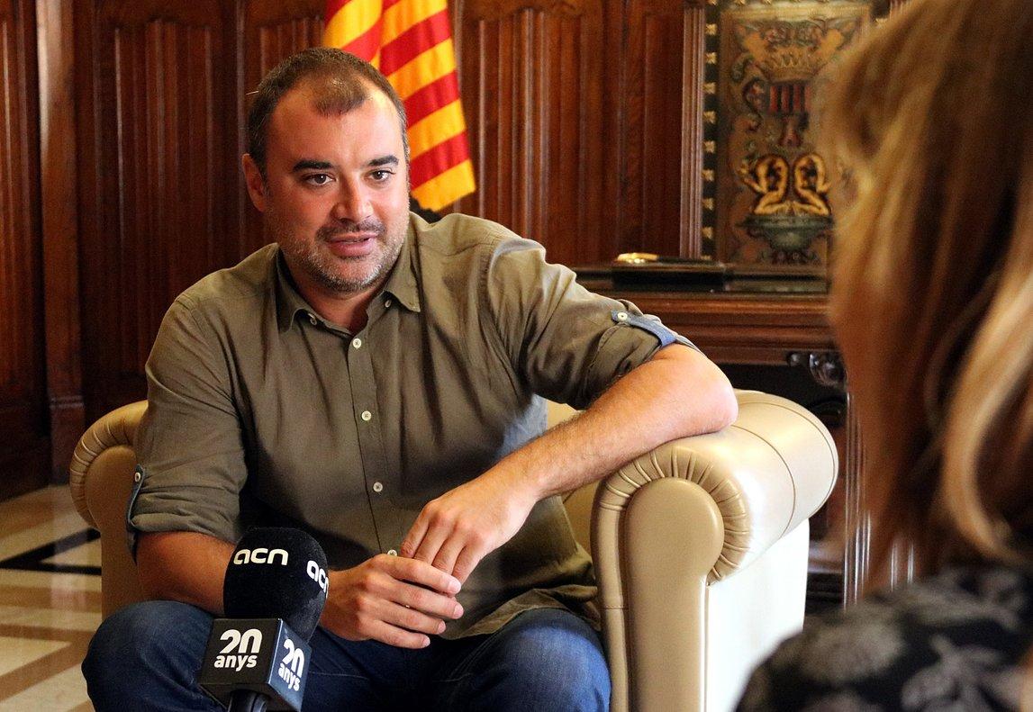 Sabadell i Terrassa treballaran perquè Foment estengui el traçat de la B-40 «com a mínim» fins a la Ronda Oest