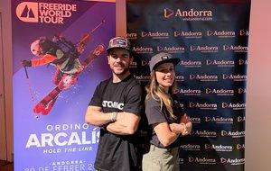 El mundial de 'freeride' arriba a Andorra