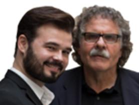 Gabriel Rufián y Joan Tardà