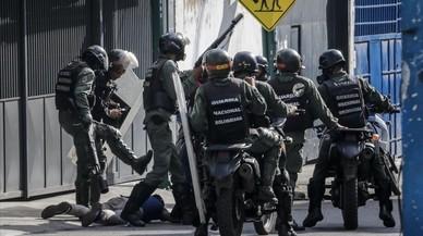 Volar puentes en Venezuela