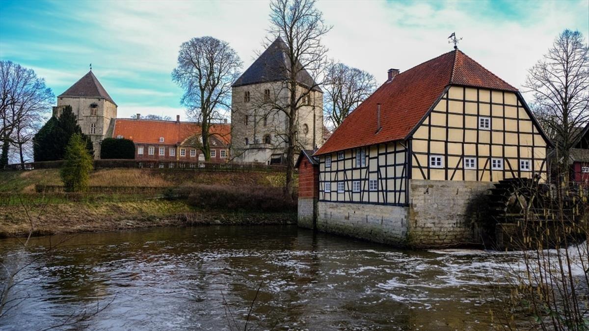 Gutersloh, en Alemania.