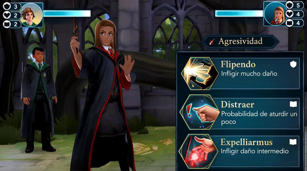 Harry Potter: Hogwarts Mistery.