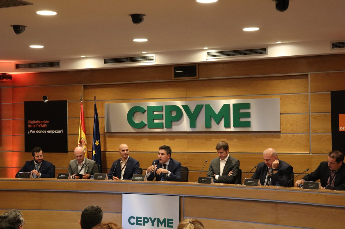 La digitalización de las pymes podría incrementar un 5% el PIB