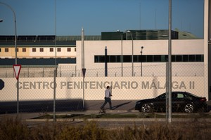 Vista de la nueva cárcel de Málaga ubicada en Archidona.