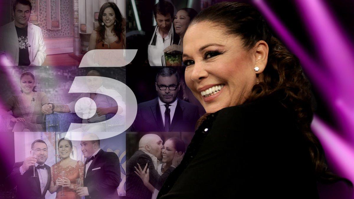 Isabel Pantoja y Telecinco: crónica de una relación amor-odio