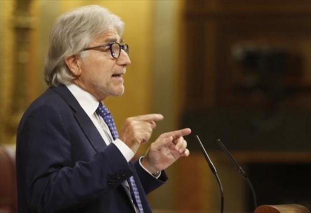 Josep Sánchez-Llibre, presidente de Foment del Treball.