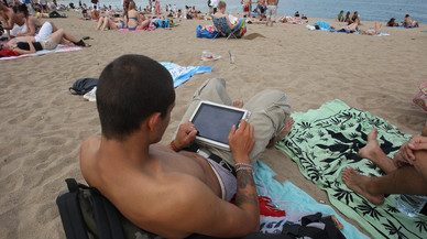 El libro electrónico crece en España, pero sin alcanzar el 5% del mercado
