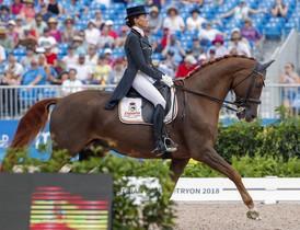 La doma clásica o dressage, como se conoce en el circuito internacional, es una prueba en la que el jinete debe realizar una serie de maniobras a lomo de su caballo con armonía, equilibrio y agilidad.