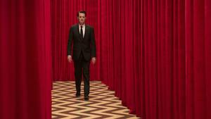Kyle MacLachlan, en la tercera temporada de Twin Peaks