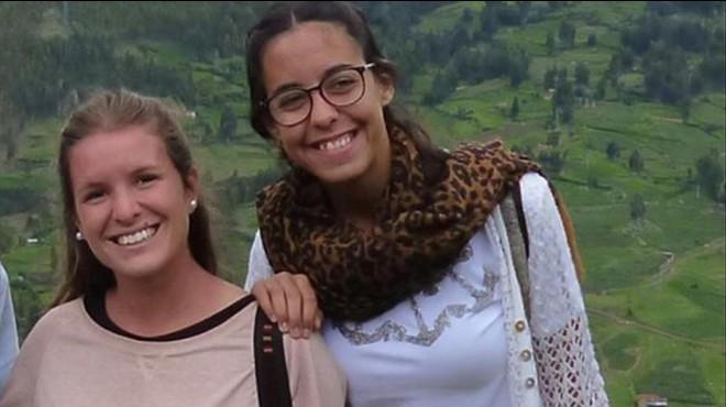"""""""Ayer me mataron"""": la carta sobre dos turistas argentinas asesinadas en Ecuador que sacude a Latinoamérica"""