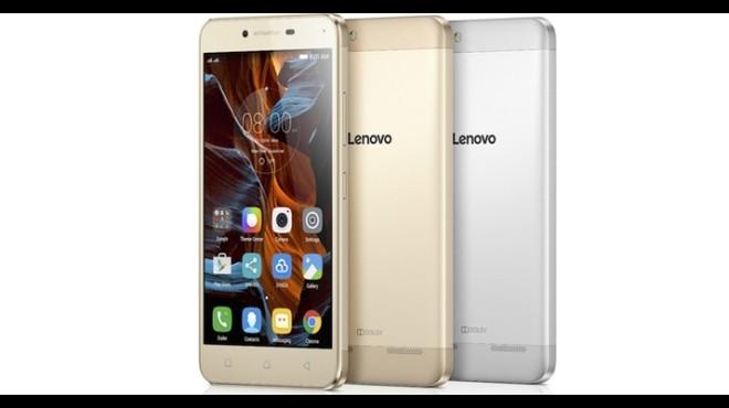 Lenovo presenta sus primeros 'smartphones' Vibe K5 y K5 Plus de gama media a precios agresivos