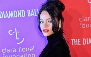 Rihanna, el pasado 12 de septiembre.