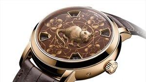 Reloj homenaje al año de la rata de Vacheron Constantin.